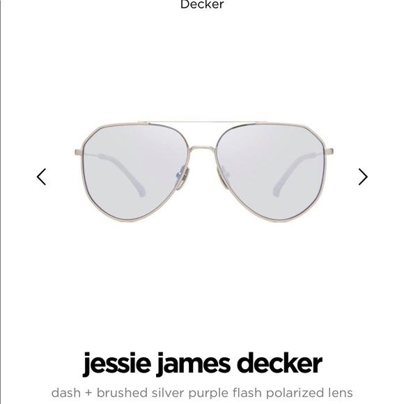 Diff Eyewear Accessories - Diff Eyewear Jesse James Aviators New!!!!